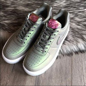 low priced 0e9dc 8efc8 Nike Shoes - NWT Nike Air Force 1 upstep prm LX